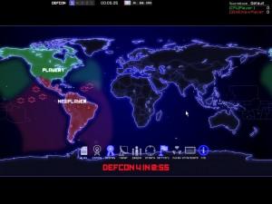 defcon, видео, игра, стратегия, ядерная война