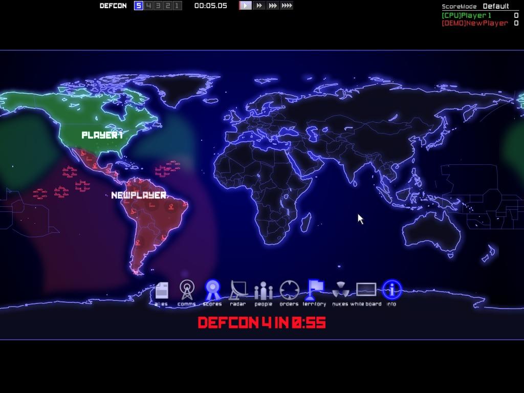 симулятор ядерной войны скачать