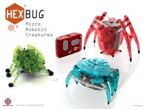 игрушки, конкурс, паук, робот