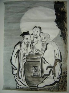 Будда, буддизм, Восток, Даосизм, Китай, Кун Цзы, Лао Цзы, Религии Дальнего Востока