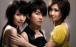 S.H.E, видео, Восток, Джей Чоу, Китай, музыка