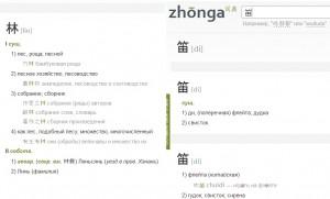 Восток, Джунга, Китай, китайский язык, перевод, ироглиф
