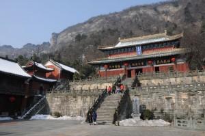 горы, Гугун, Запретный город, Китай, священные горы, Удан, фотография