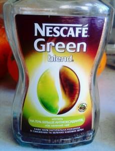 Nescafe, зеленая улитка, зеленый чай, иньян, кофе, Реклама