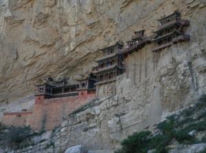 горы, Даосизм, Китай, священные горы, Хэншань, Шаньси, Бэйюэмяо