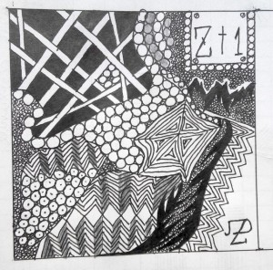 zentangle1FenixDaoJahZen